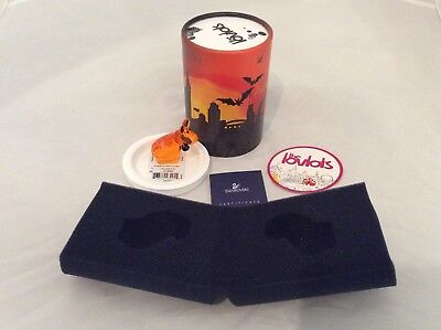 Swarovski Crystal LovLots HALLOWEEN MO #1016560 Limited Edition Box lot85](Halloween Mo)