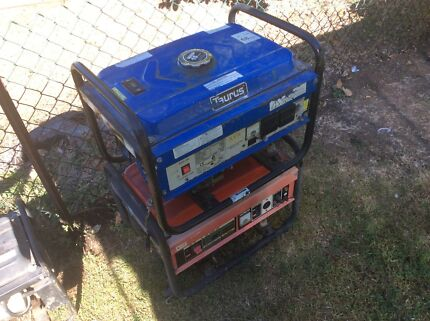 X2 petrol generators Redbank Plains Ipswich City Preview