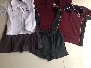 Pacific Pines High School senior girls uniform Upper Coomera Gold Coast North Preview