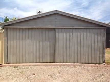 Shed garage sheds storage gumtree australia free local shed garage 55m x 6m solutioingenieria Image collections