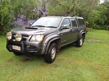 Holden Colorado dual cab 4x4 turbo diesel Babinda Cairns Surrounds Preview
