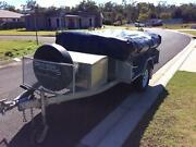 Camper trailer Cooloola Cove Gympie Area Preview