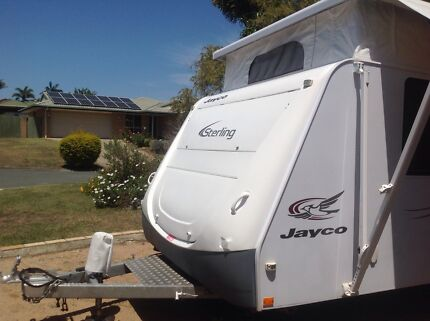 Jayco Stirling Pop Top. 10-2010 17.55.-3 $35000.00 Strathpine Pine Rivers Area Preview