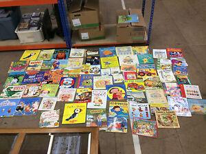 Childrens Books x 25 Assorted Joblot USED