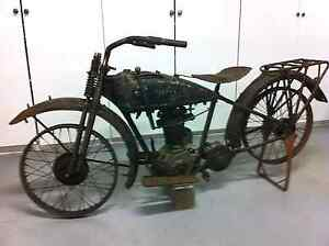 Vintage old motorbikes wanted any condition Harley Indian bmw Collaroy Manly Area Preview