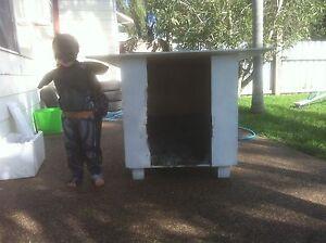 Dog kennel for large dog Kurri Kurri Cessnock Area Preview