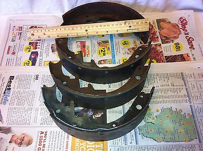 Rambler brakes, lot of 4, used and usable.   Item:  0845