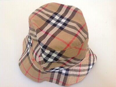 New Burberry Children's Bucket Hat