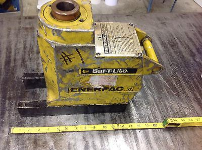 Modified Enerpac Jta-176 17-ton X 6 Stroke Saf-t-lite Hydraulic Jack. Lot1