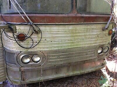 Silver Eagle Bus/Coach grill face only part 1968 for sale  High Springs