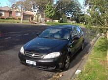 2009 Holden viva JF My09 auto,only 70,000kms Lilydale Yarra Ranges Preview