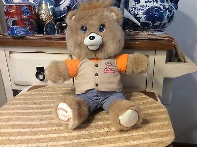 Teddy Ruxpin Official Return Of The Storytime   Magical Bear Toy 2017