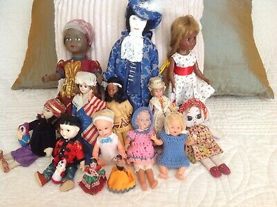 Vintage  Collectable Dolls Bundle (1930/1960s)