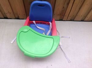 Portable high chair for toddler Sandgate Brisbane North East Preview
