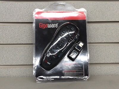 NEW GIGAWARE REMOTE CONTROL FOR PLAYSTATION 3 PS3  26-1396