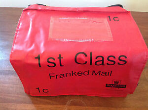 Royal Mail Franked Mail 1c Bag Pouch / wallet 1st class BNIP