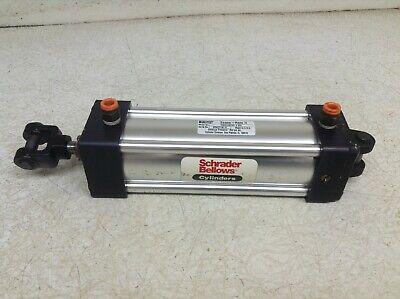 Schrader Bellows Fw2c10872h 6.000 Pneumatic Cylinder Econo-ram Ii 6.000 Tb