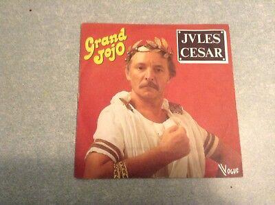 Disque vinyle 45 tours B2/le grand jojo, jules cesar
