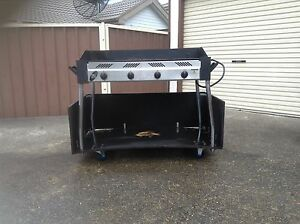 4 Burner Footy Master  BBQ Revesby Heights Bankstown Area Preview