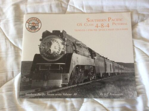 Southern Pacific, Photo Album Series Vol 30, 4-8-4, SP & T&NO, Pictorial