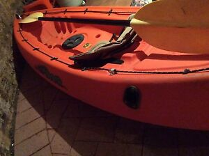 Kayak and ore - Viking - Pacer, in very good condition Connolly Joondalup Area Preview