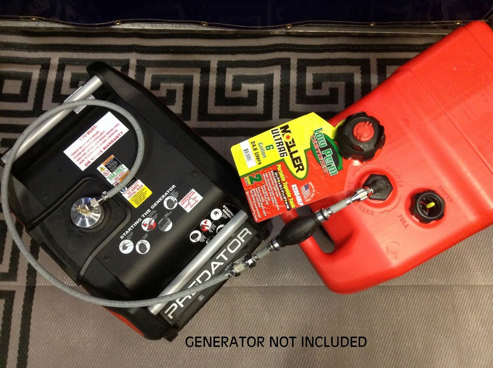 Generator Parts & Accessories PULSAR PG2000iS INVERTER GENERATOR ...