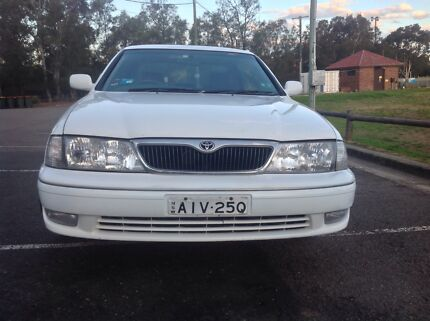 2000 TOYOTA AVALON GRANDE West Ryde Ryde Area Preview