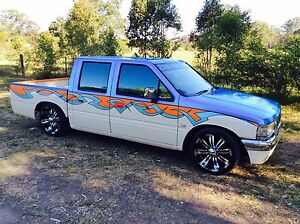 Holden Rodeo Cheap Custom Fully engineered modified mini truck Glenfield Campbelltown Area Preview