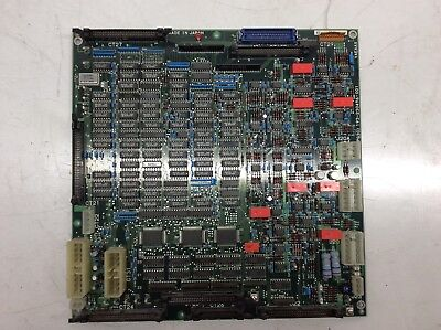 Sanyo / NEC PC Board, LEBLOND MAKINO, CPG3C 193-230496-001 193-250496-A-01, Used