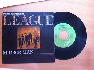45-GIRI-VINILE-THE-HUMAN-LEAGUE-MIRROR-MAN-YOU-REMIND-ME-OF-GOLD-NUOVO-D-039-EPOCA