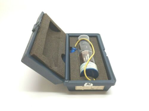 Fisher 14-386-104P AL Aluminum Element Ne Neon Gas Hollow Cathode Bulb