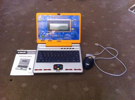 Vtech Learning Laptop Kinross Joondalup Area Preview
