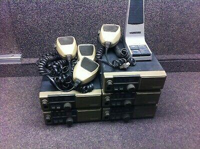 Kenwood Tk-720 Vhf Mobile Radio
