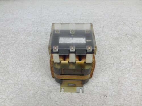 GE Fanuc A81L-0001-0158 Line Reactor 0.045 mH 125 Amp A81L00010158 (TSC)