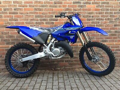 2021 Yamaha YZ125 new unused