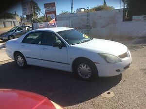 2003 MITSUBISHI MAGNA ES SEDAN. Wangara Wanneroo Area Preview