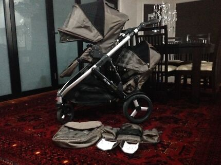 Strider plus 4 with second seat and extras  Lalor Whittlesea Area Preview