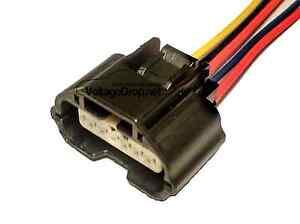 ebay motors � parts & accessories � car & truck parts � fits nissan  infiniti mass air flow maf connector pigtail harness 350z 370z g35