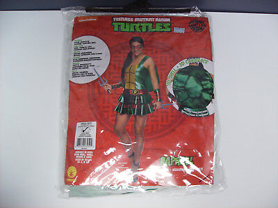 TEENAGE MUTANT NINJA TURTLES RAPHAEL WOMEN HALLOWEEN COSTUME - Teenage Mutant Ninja Turtles Costume Ladies