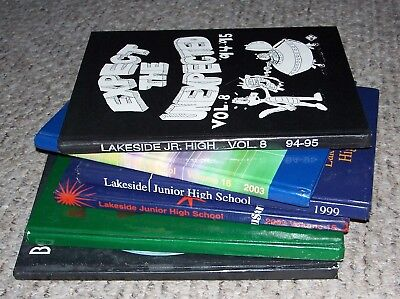 For sale choice Lakeside Junior High School Yearbook Annual Orange Park Florida