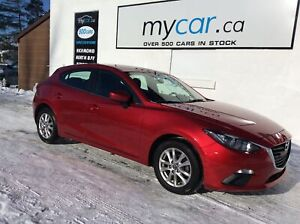 2015 Mazda Mazda3 GS HEATED SEATS, BLUETOOTH, BACKUP CAM, ALL...