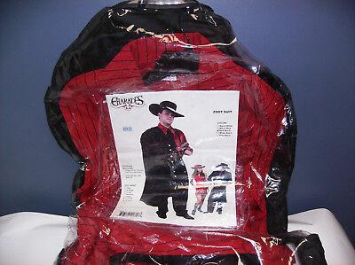 ZOOT SUIT RED MEN HALLOWEEN COSTUME XL](Redman Halloween)