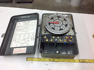 Honeywell S659b1023 7-day Timer In Enclosure 120v