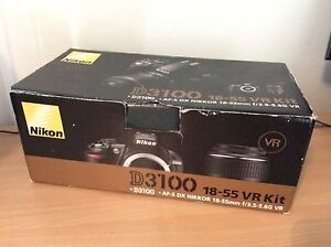 Nikon D3100 (18-55mm and 55-200mm lenses) Oakdowns Clarence Area Preview