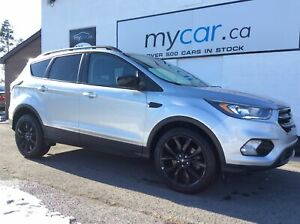2017 Ford Escape SE LEATHER, NAV, PANORAMIC SUNROOF!!!