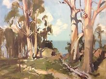 AUSTRALIAN GUMS BY ALFRED COLEMAN Burwood Whitehorse Area Preview