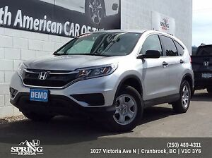 2016 Honda CR-V LX Save over $5000 - $177 Bi-Weekly