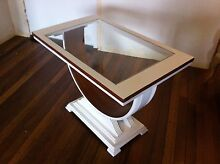 Art Deco curved coffee tables retro table 50's Bexley Rockdale Area Preview