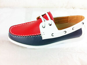 New Men's formal Smart Casual Lace Up Boat Shoes  Size  6 7 8 9 10 11 (7273)