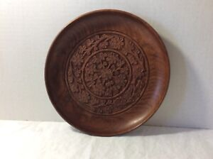 Wooden Plate made in India